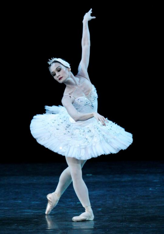 FINALLY, A FILIPINA BALLERINA TAKES ON THE CHALLENGE OF THE