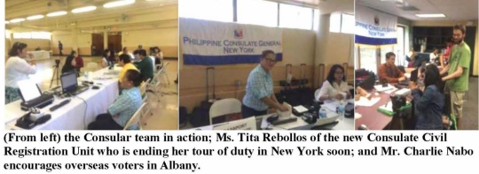 OMBUDSMAN ENGAGES FILIPINO COMMUNITY IN NEW YORK TOWN HALL MEETING