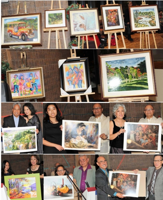Philippine Artists Group (Canada) Celebrates 28<sup>th</sup> Year