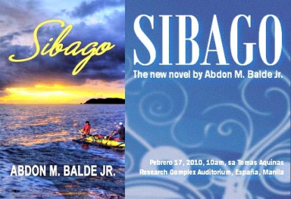 Abdon Balde, Jr : An engineer turned literary man