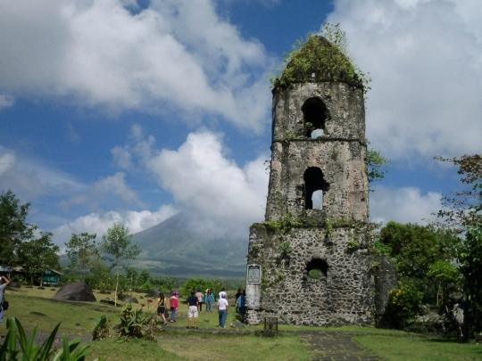 NOTES ON CAGSAWA CHURCH AND BALLET ON MAYON MYTH AND LEGEND