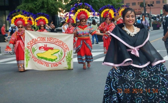Asociacion Negrense wins Best Costume and Best Participation