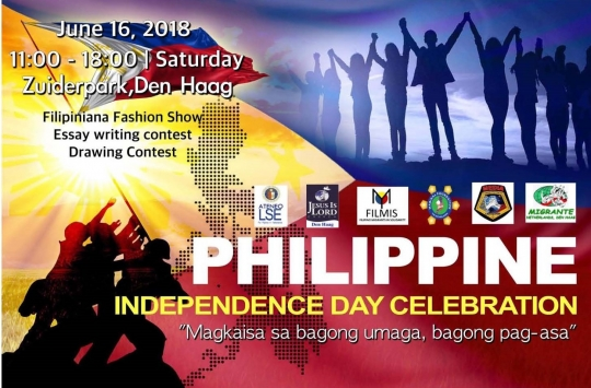 120<sup>TH</sup> PHILIPPINE INDEPENDENCE DAY CELEBRATION IN